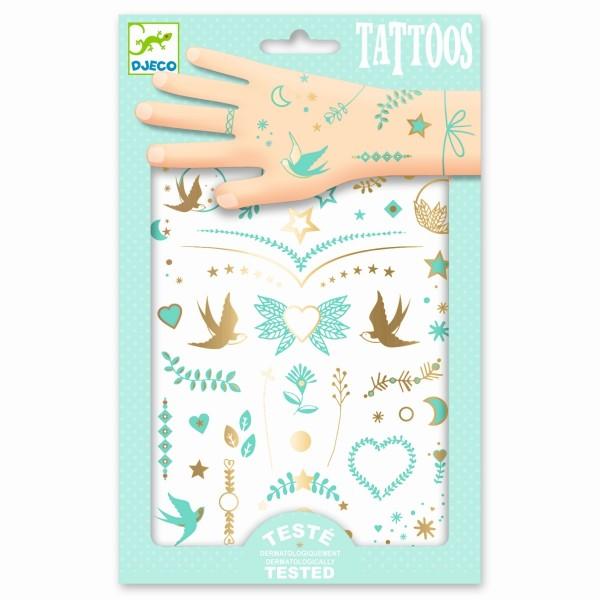 Tattoos Lily''s jewels