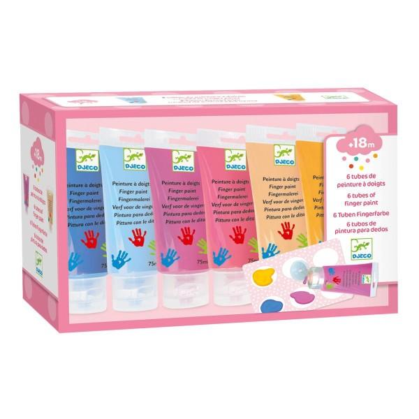 Fingerfarben sweet