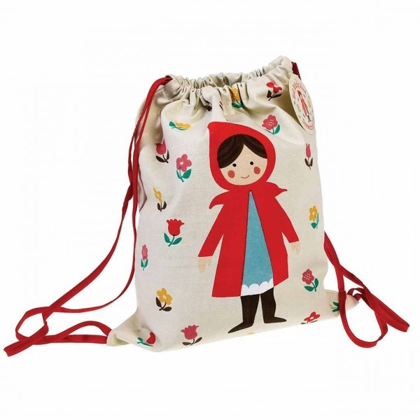 Turnbeutel Red Riding Hood