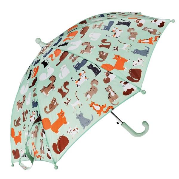 Kinder-Regenschirm Nine Lives