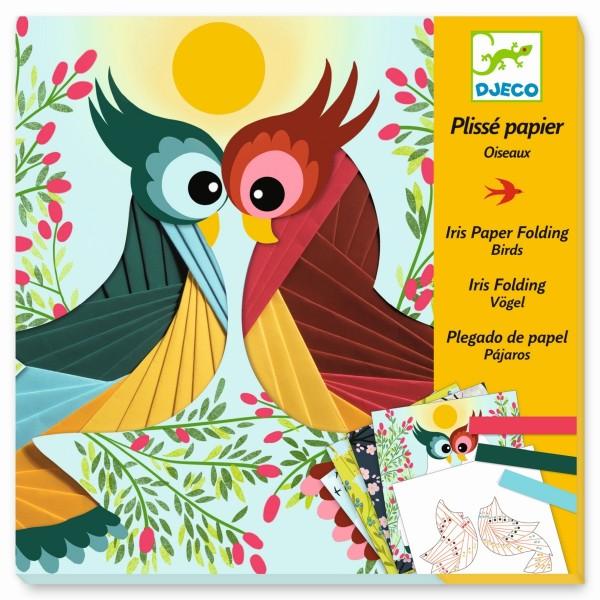Papierkunst: Vögel