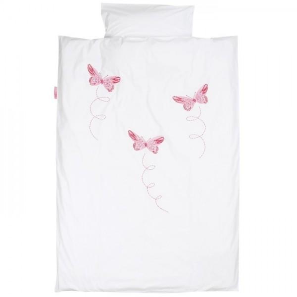 Bettwäsche Schmetterling