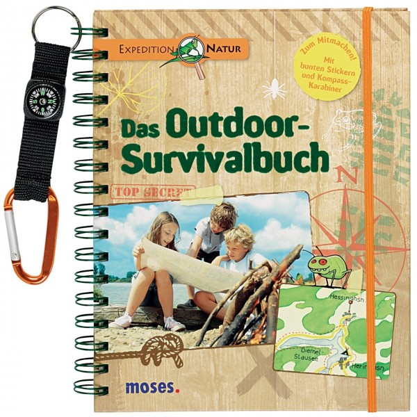 Das Outdoor Survival Buch