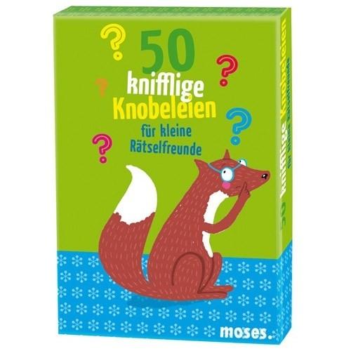 50 tolle knifflige Knobeleien