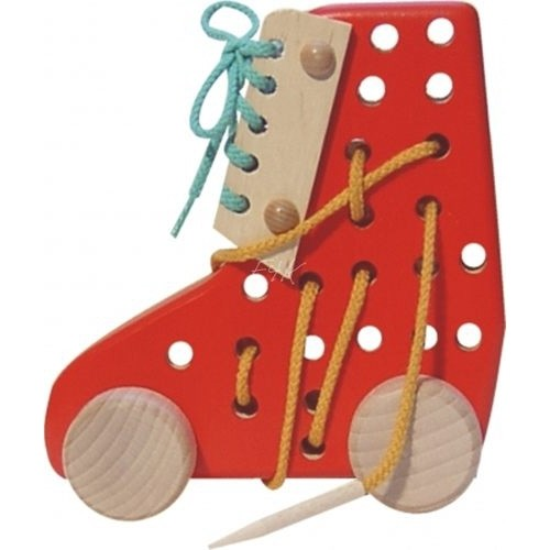 Schuhe Rot