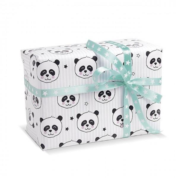 Geschenkpapier Panda