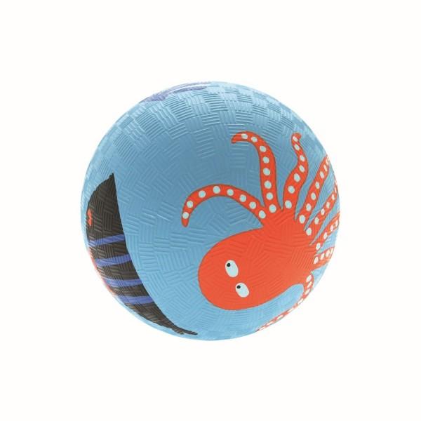 Kleiner Ball Unter Wasser