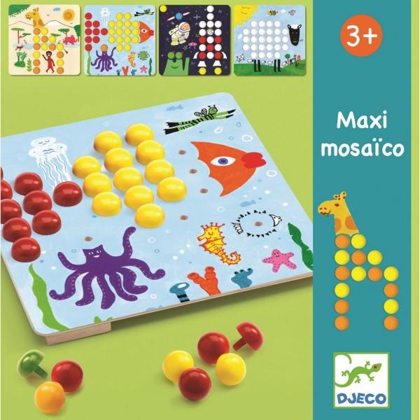 mosaico maxi spielwaren ab 3 jahre spielzeug kind baby schenken und spielen. Black Bedroom Furniture Sets. Home Design Ideas