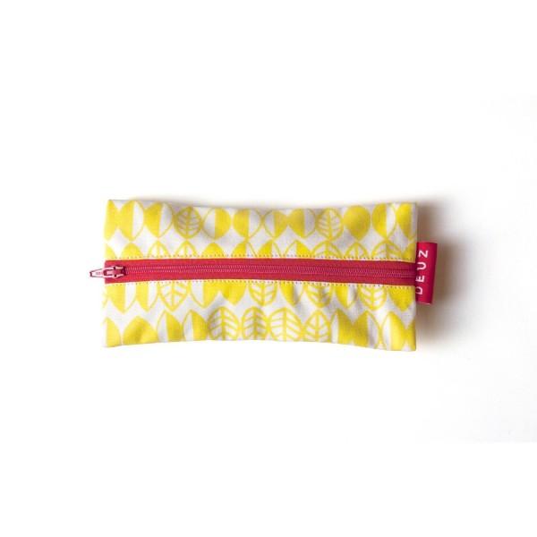 Schlampermäppchen gelb