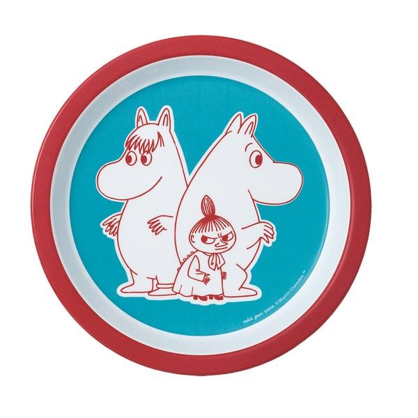 Baby Melamin-Teller Moomin