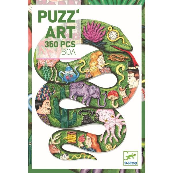 Puzzle PUZZ''Art Boa - 350 Teile