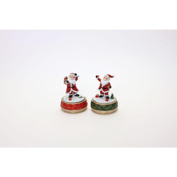 Spieluhr Santa
