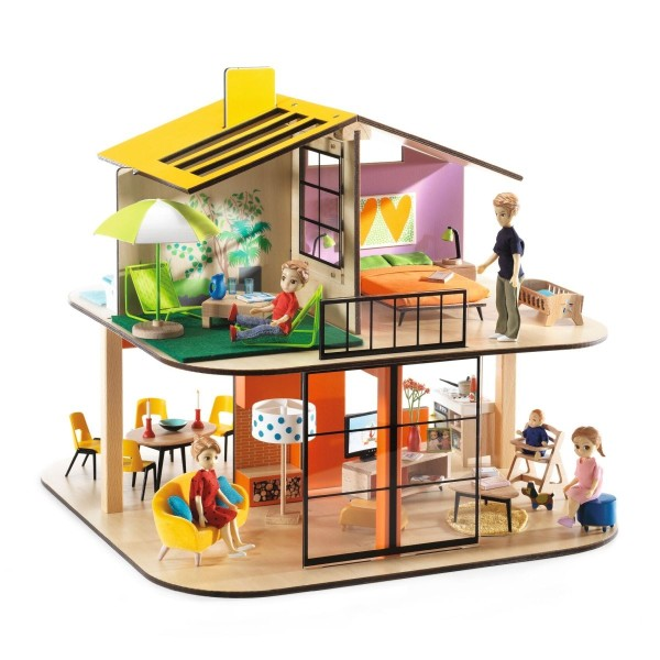 Puppenhaus: Color house