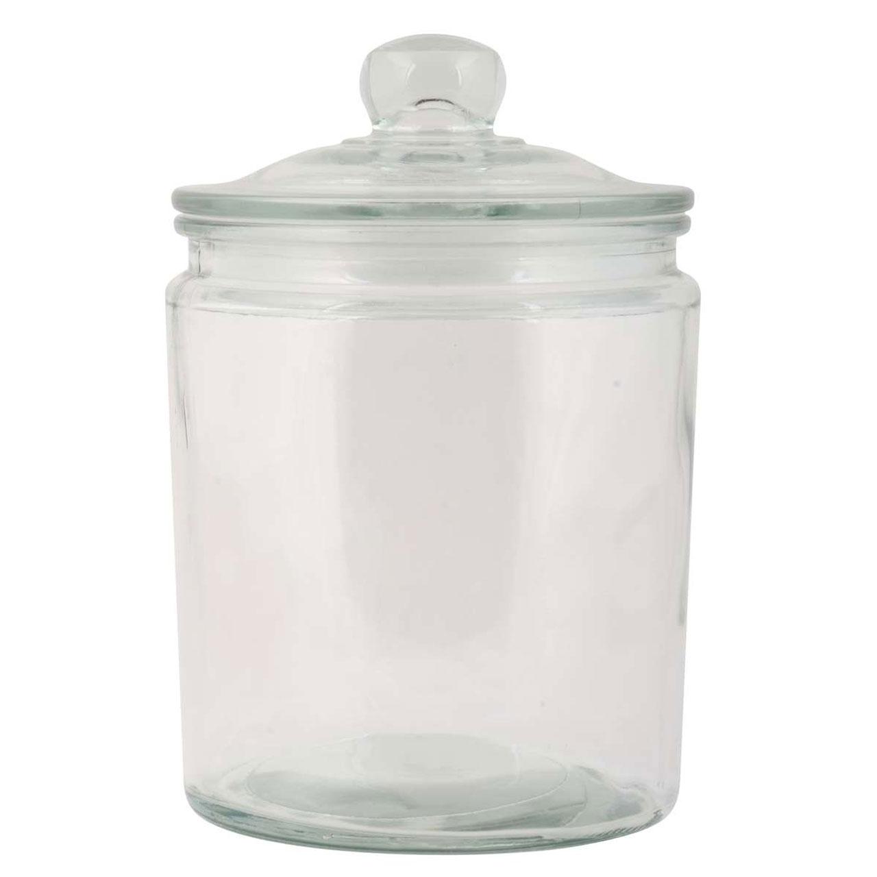 Vorratsdose Glas mit Deckel