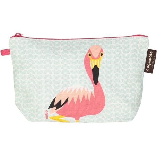 """Kulturtasche Flamingo """"Mibo"""""""