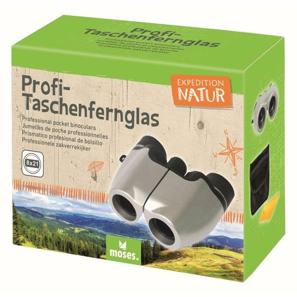 Moses Expedition Natur Profi-Taschenfernglas