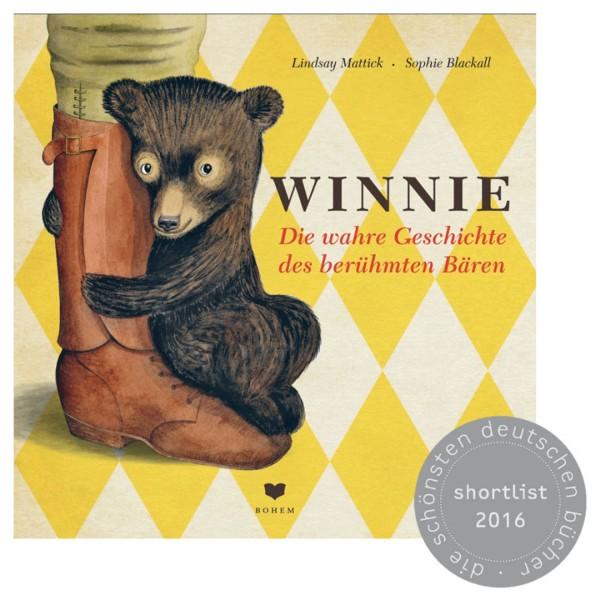 Winnie- Die wahre Geschichte des berühmten Bären