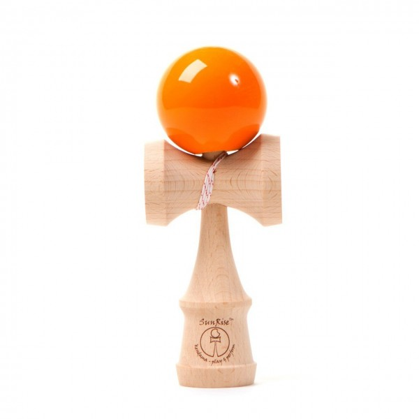 Kendama Competition Neon Orange