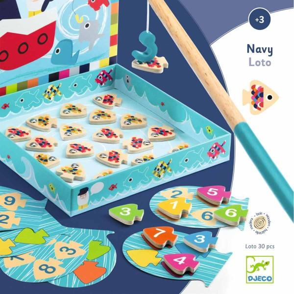 Spiel Navy-Loto