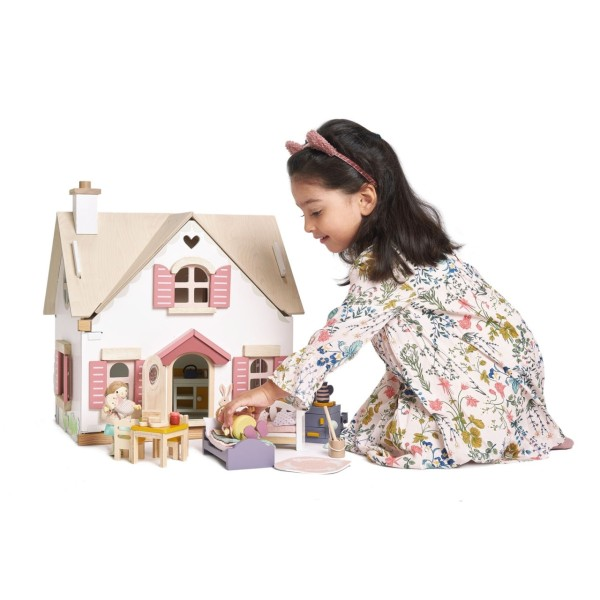 Puppenhaus Cottage