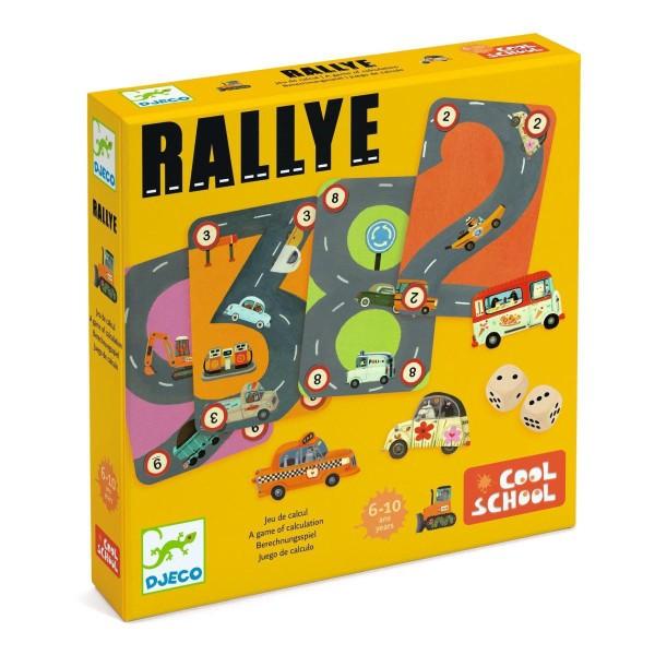 Spiel: Rallye