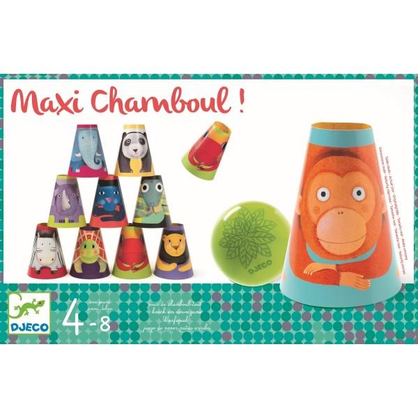 Aktiviätenspiel: Maxi chamboul