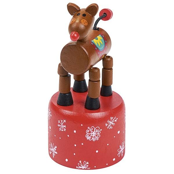 Wackelfiguren Weihnachtsschätze