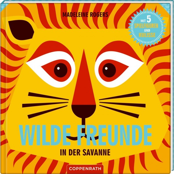 Wilde Freunde - In der Savanne