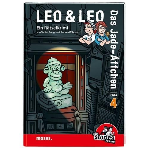 Leo & Leo Jade Äffchen Fall 4