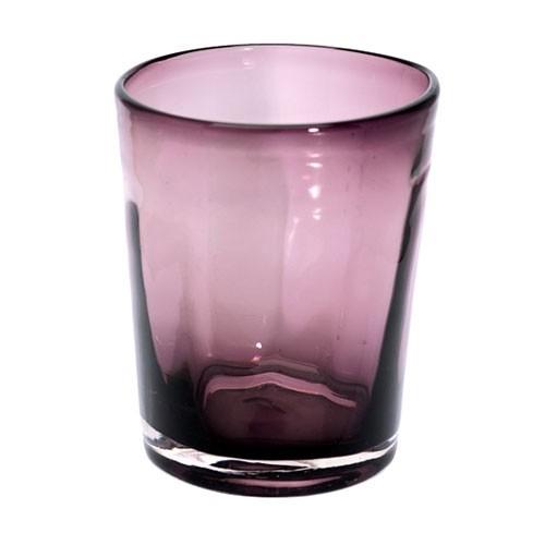 Wasserglas Pflaume