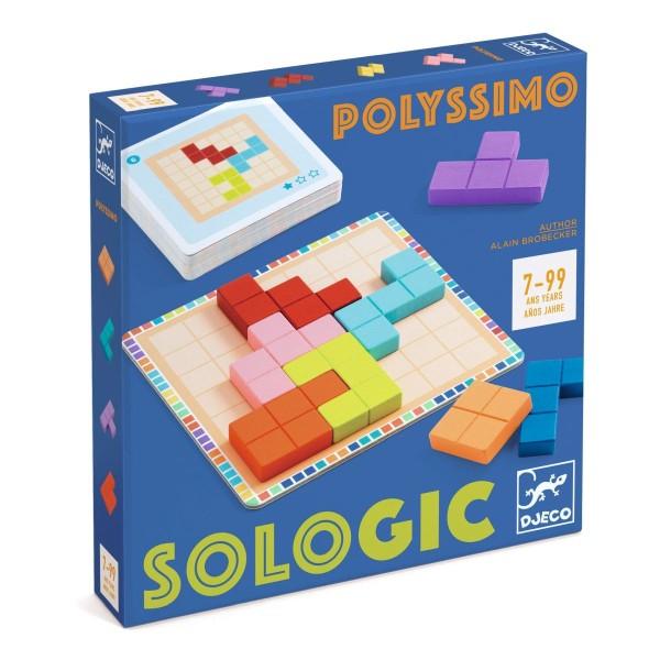 Knobelspiel: Polyssimo