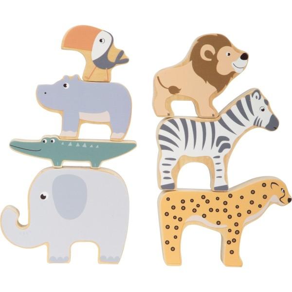 "Stapeltiere ""Safari"""