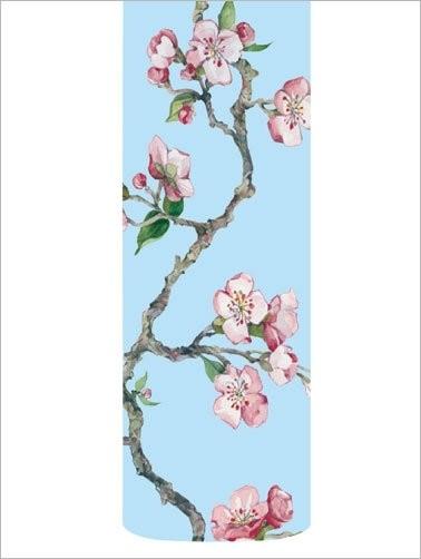 Magnetlesezeichen Kirschblüten
