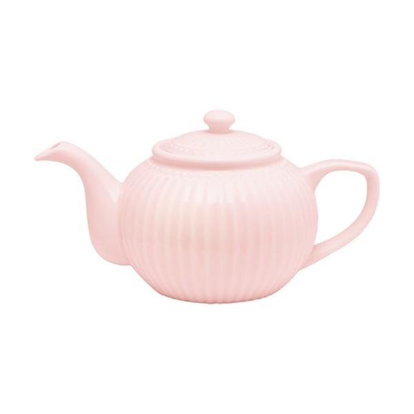 Teekanne Alice pale pink