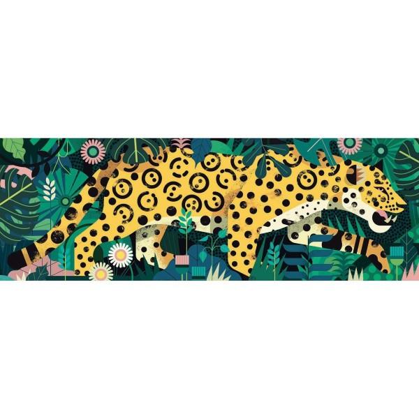 Puzzle Gallerie: Leopard - 1000 Teile