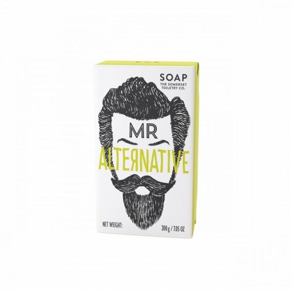 Mr Beard Seife Mr Alternative