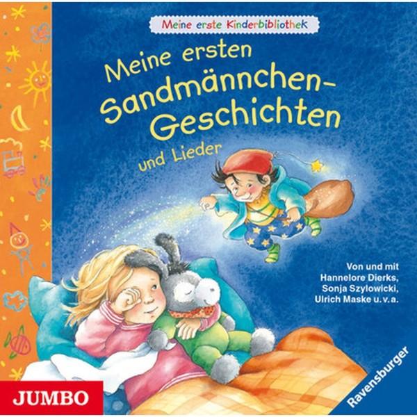 Meine ersten Sandmännchen-Geschichten und Lieder CD