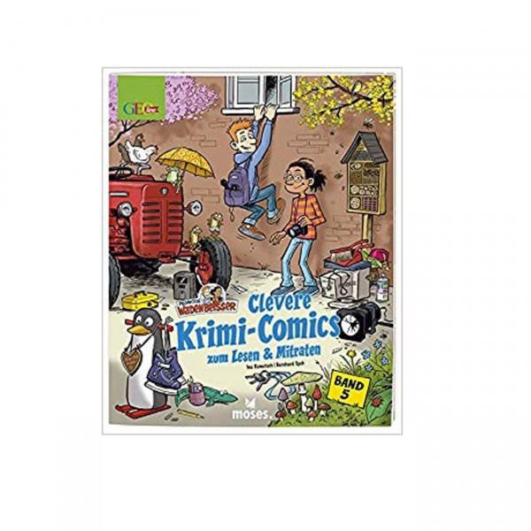 Wadenbeißer Clevere Krimi-Comics