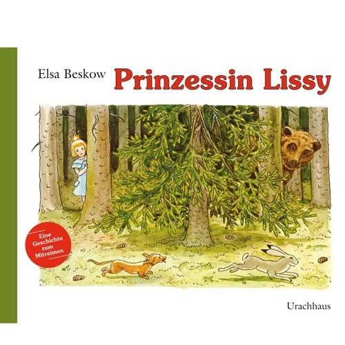 Prinzessin Lissy von Elsa Beskow