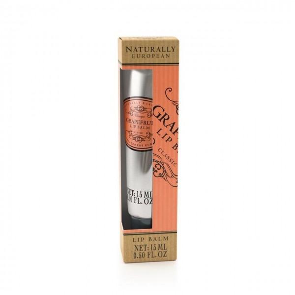 Naturally European Grapefruit Luxury Lip Balm