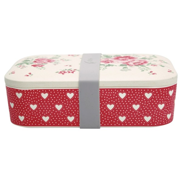 Lunch Box Elouise white