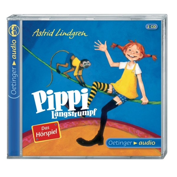 CD Pippi Langstrumpf Band 1
