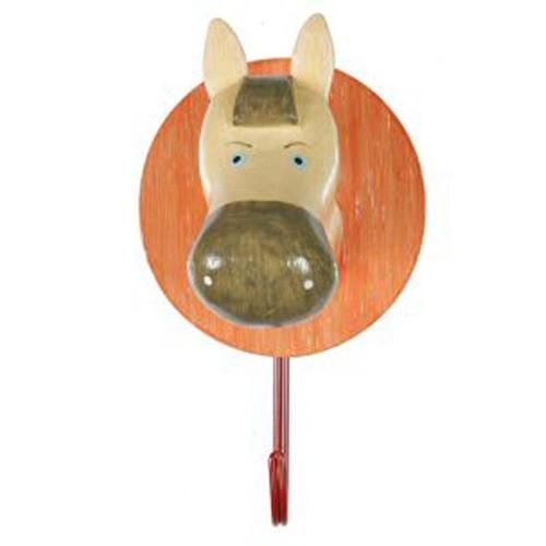 Holzhaken Pferd groß