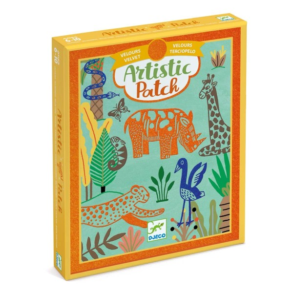 Artistic Patch: Wilde Tiere