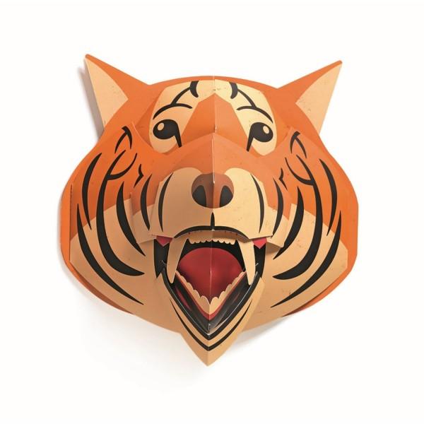 Pop up Tiger