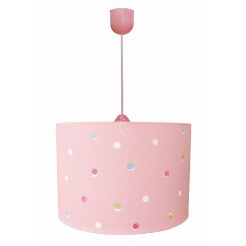 Kinderlampe Buci rosa
