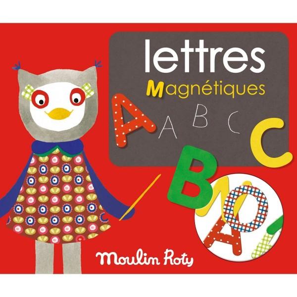 Magnetische Buchstaben Les Popipo