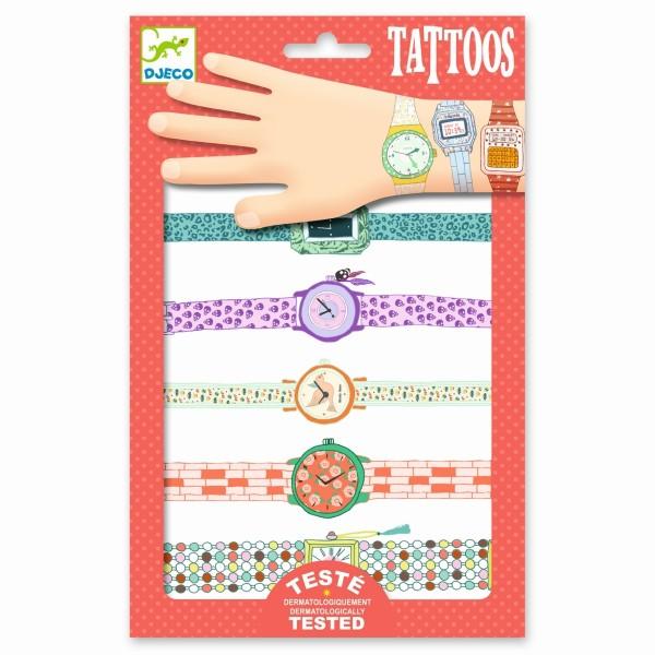 Tattoo Wendys Armbanduhren