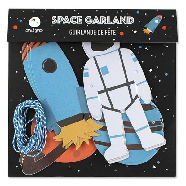 Girlanden Space