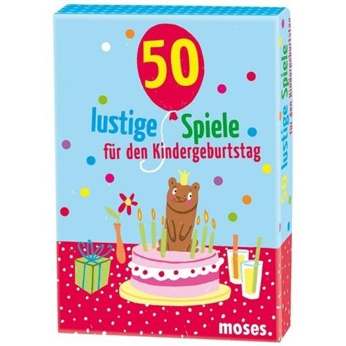 50 Spiele Kindergeburtstag